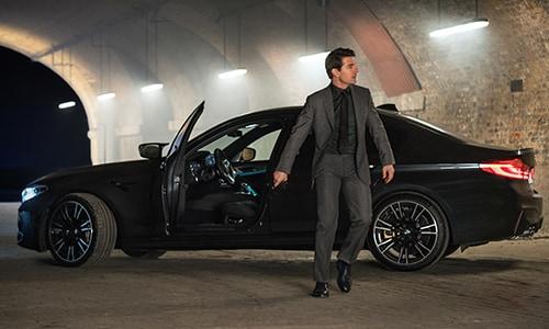 BMW Mission Impossible Premiere
