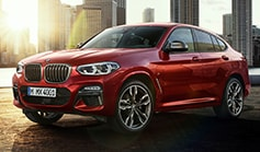 The All-New 2018 BMW X4